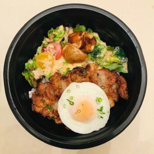 チキン竜田丼